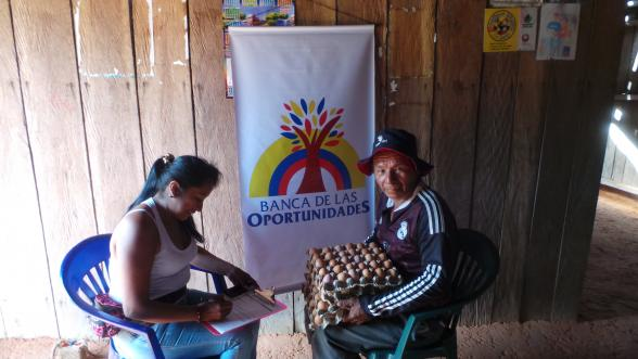 Programa De Inclusión Financiera En Zonas De Frontera Con